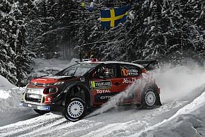 WRC Galería Galería: las mejores fotos del arranque del Rally de Suecia 2018