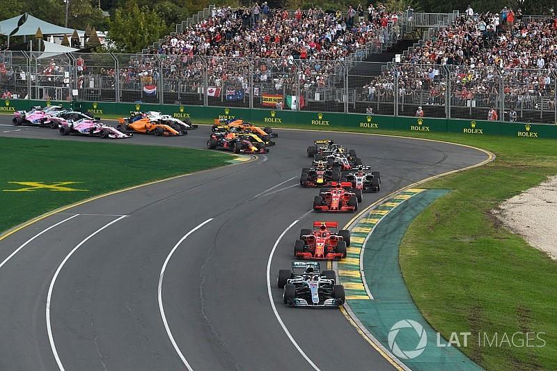 TF1 a dévoilé les 4 Grands Prix qu'elle diffusera en 2018