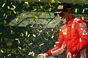 Fórmula 1 Relato da corrida Vettel se beneficia de Safety Car e vence na Austrália