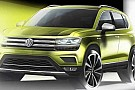 Inédito VW Tarek, rival do Compass, será produzido na Argentina