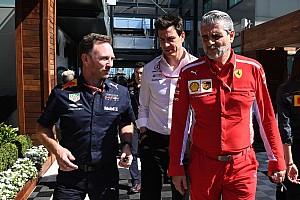 Формула 1 Новость Загадочная двойная батарея Ferrari: реакция Red Bull и Mercedes