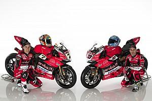 Superbike-WM News Ducati zeigt die Panigale für die WSBK-Saison 2018