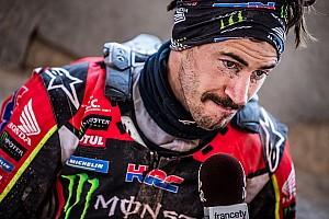 Dakar Intervista Dakar, Barreda non molla: