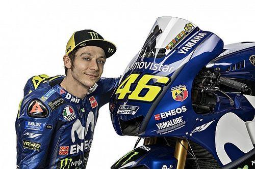 Offiziell: Valentino Rossi verlängert Vertrag bei Yamaha