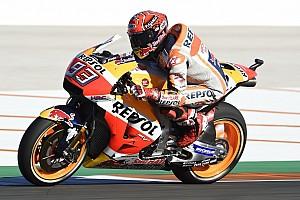 MotoGP レースレポート MotoGPバレンシア:ペドロサ優勝、マルケス王者に輝く。ドヴィ転倒
