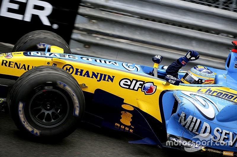 В Michelin решили не возвращаться в Ф1