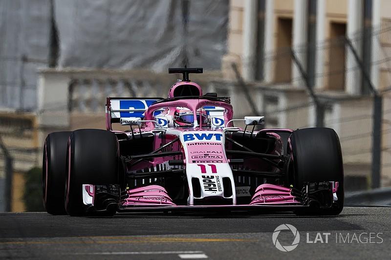 Force India não tem ritmo para entrar no Q3, diz Pérez
