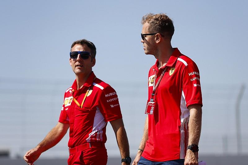 Vettel: Hamilton'ın Silverstone'daki iması