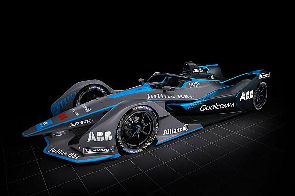 Bildergalerie: Das neue Rennauto der Formel E
