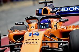 Fórmula 1 Crónica de test McLaren se luce en fiabilidad y Mercedes en velocidad