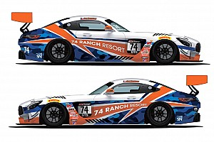 PWC Breaking news Robinson Racing enters two Mercedes-AMGs in World Challenge GTS