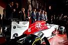 Sauber: Ми не команда В Ferrari – ми команда А Alfa Romeo