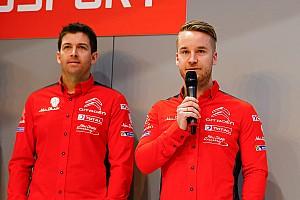WRC Ultime notizie Ostberg:
