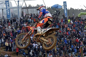 Mondiale Cross MxGP Gara Jeffrey Herlings piazza un'altra doppietta anche in Portogallo