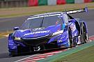Super GT Button tops Day 1 of Suzuka Super GT test