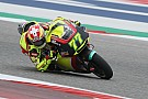 Moto2 Dominique Aegerter: Platz neun nach starker Aufholjagd