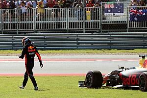 Formel 1 Reaktion Ölverlust: Daniel Ricciardo verliert mögliches Formel-1-Podium in Austin