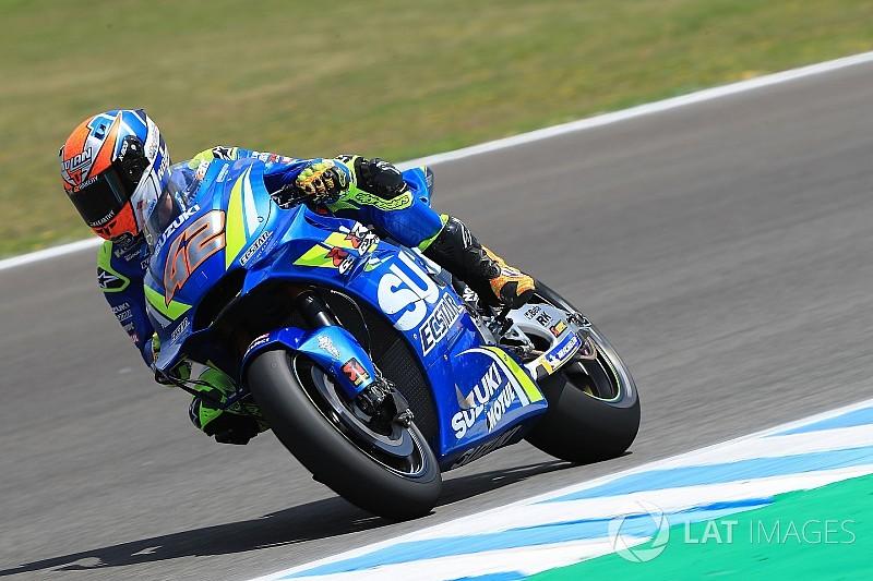 Rins renueva con Suzuki por las próximas dos temporadas