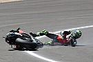 MotoGP Keine Frakturen: Crutchlow bei schwerem Crash im Glück