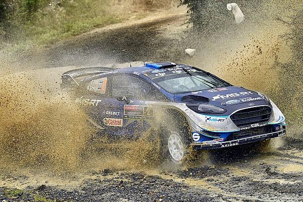 Lluvia torrencial provoca cancelación de etapa de Rally de Australia