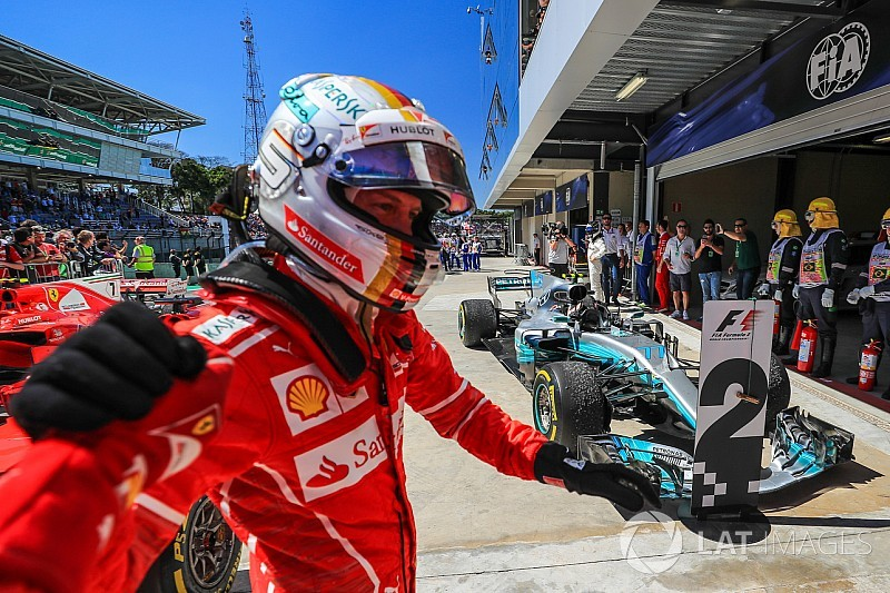 Opinion: Why Ferrari can smile again after title defeat