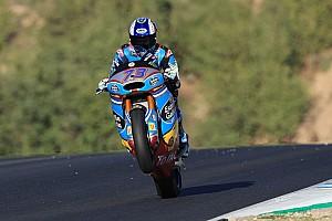 Moto2 Test Test Valencia, Giorno 1: Marquez precede Bagnaia e Marini