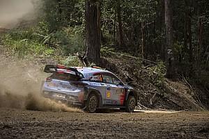 WRC Etappenbericht WRC Australien: Andreas Mikkelsen dominiert den Freitag