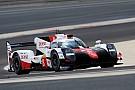 Alonso logró 110 vueltas en Bahrein con el Toyota
