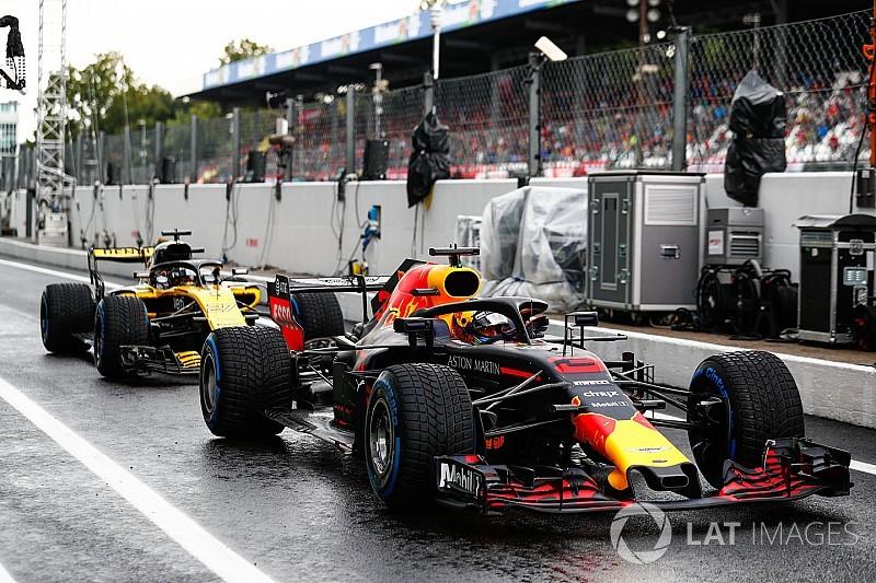 Hulkenberg y Ricciardo, destinados a salir al fondo de la parrilla de Monza