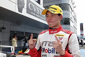 SF参戦のアウアー&F4ランク3位の小高がトヨタ・レーシング・シリーズ参戦