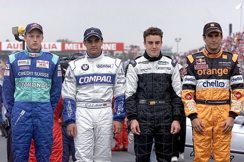 El olvidado piloto que llegó a F1 con Montoya, Alonso y Raikkonen