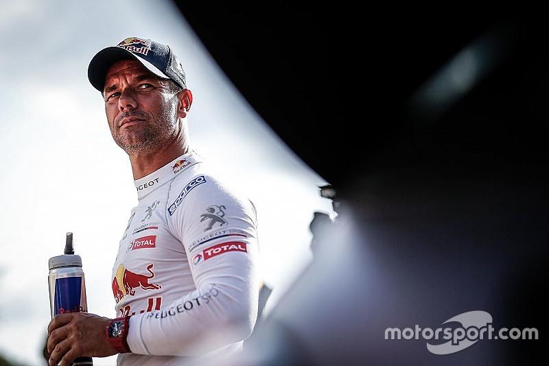 Loeb participó en los test de Citroen para Gales