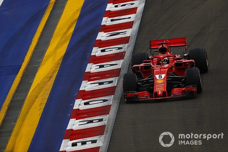 """Vettel se diz frustrado por classificação """"confusa"""""""