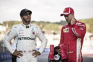 Stroll: Hamilton kaza veya aptalca hata yapmıyor