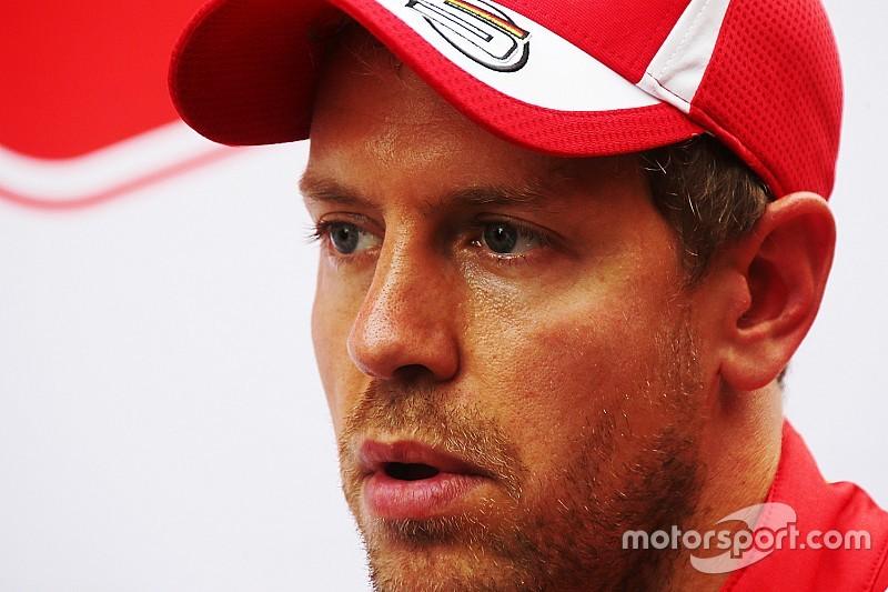 Battu par Räikkönen, Vettel fulmine contre la tactique Ferrari