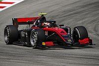 F2バルセロナ予選:アイロットが今季3度目PP。角田裕毅は6番手