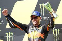 Histórica victoria de Binder y KTM en Brno