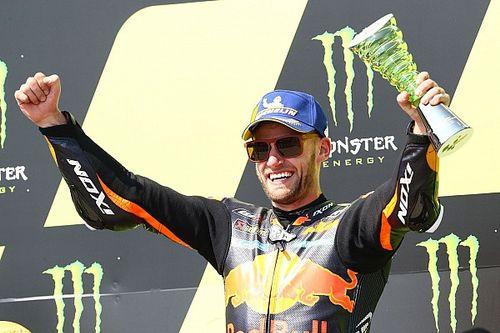 Perché Binder è destinato ad essere leader in KTM