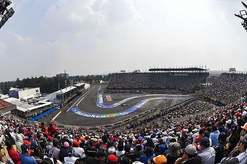 Une bonne nouvelle pour le GP de Mexico