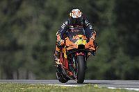 MotoGP, Brno, Warm-Up: la KTM di Espargaro precede le Yamaha