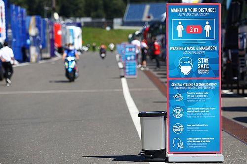 MotoGP, sürücülerin COVID-19 kısıtlamalarına uymamalarından rahatsız