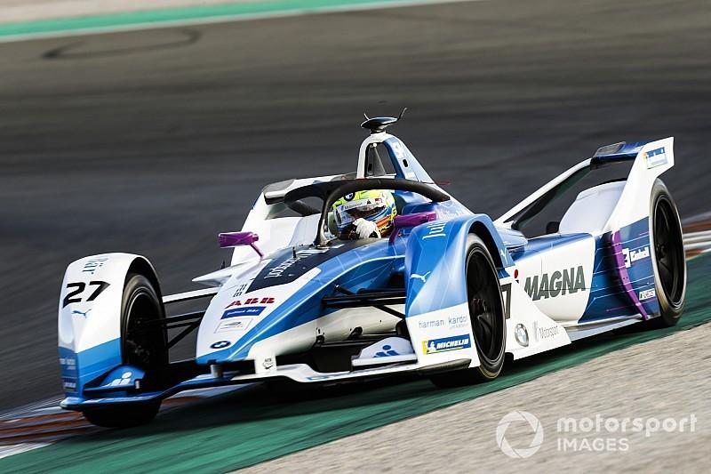Test Valencia, Giorno 1: BMW subito al vertice grazie a Sims e Felix Da Costa