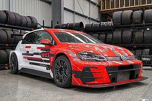 Volkswagen TCR car arrives in Australia