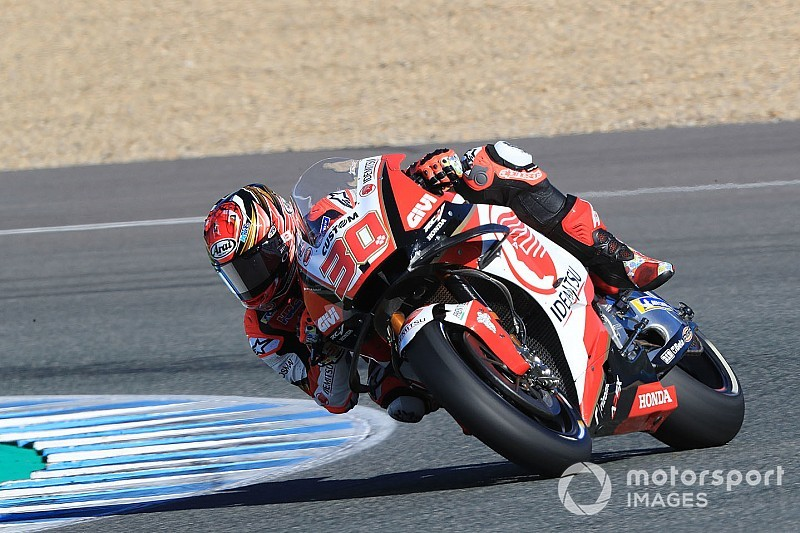 Nakagami: Being only rider on '18 Honda