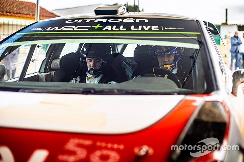 """[WRC] 奧吉爾:我并不想當""""一號車手"""""""