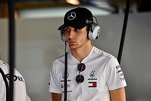 """オコン、F1復帰の希望は捨てず。""""メルセデスは僕を忘れない"""""""