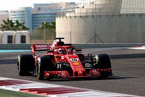 Leclerc melhora tempo e fecha teste com 1s5 de vantagem