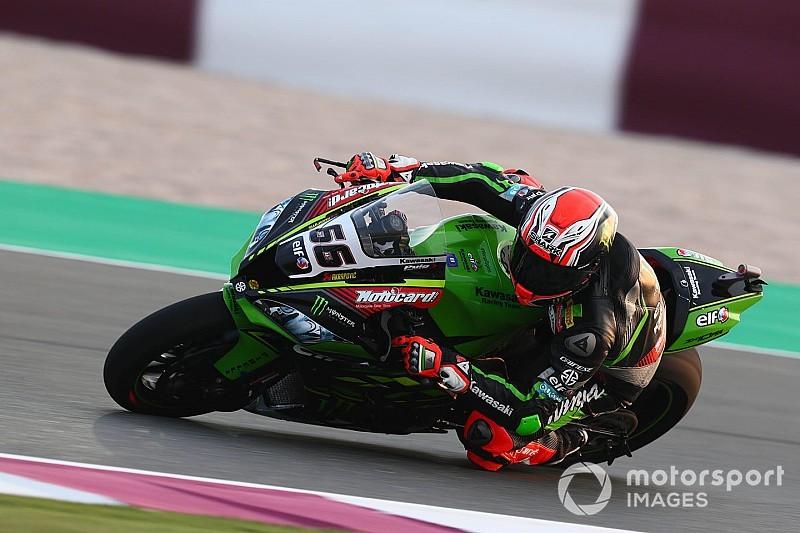 WSBK Qatar: Sykes pakt laatste pole van 2018, Van der Mark achtste