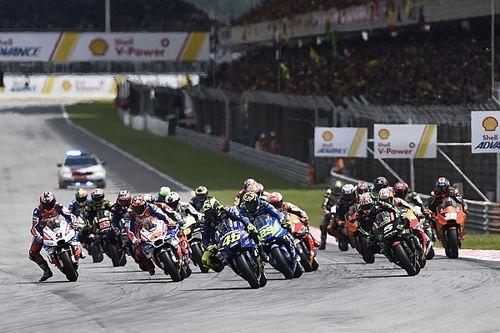La liste des inscrits MotoGP 2019 dévoilée