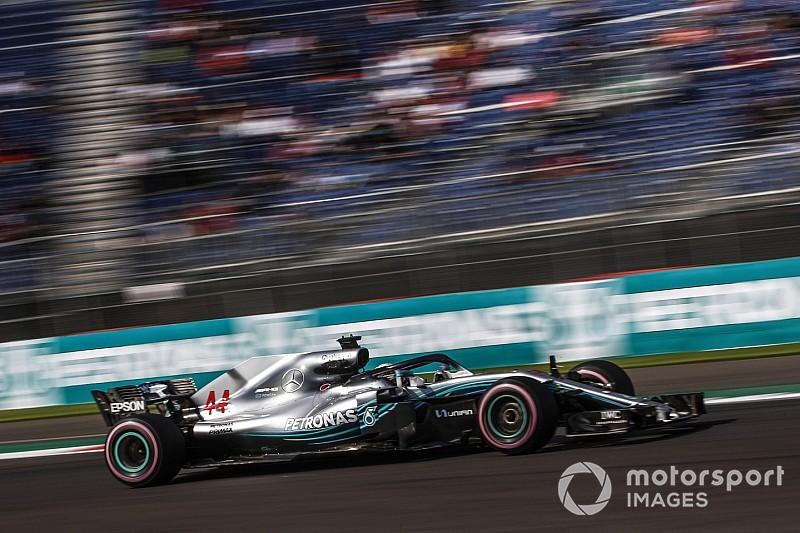 En surchauffe, Mercedes a baissé la puissance moteur à Mexico